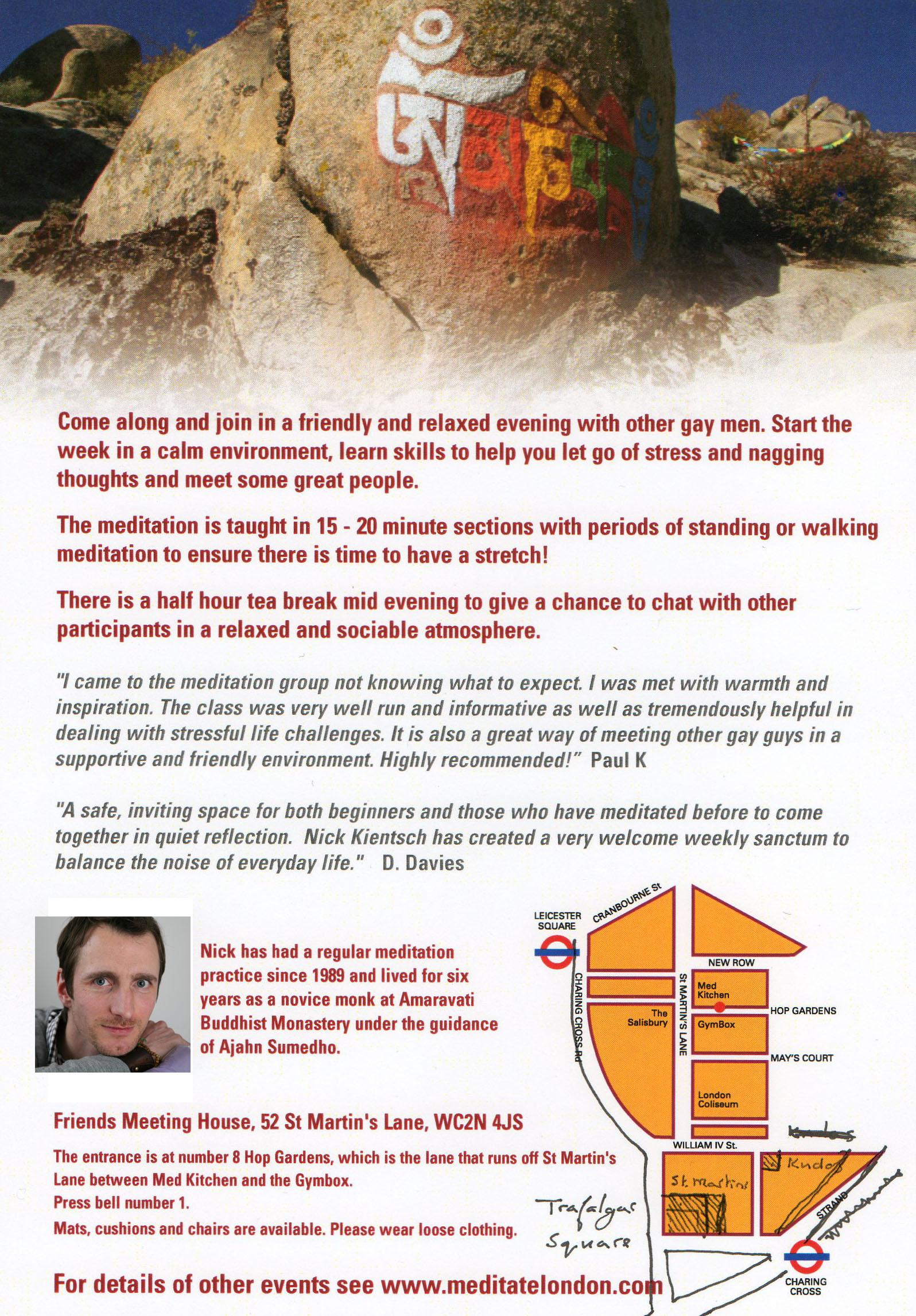 back of flyer for graham draft